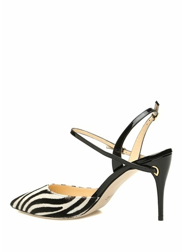 Beymen&Designer Ayakkabı Zebra